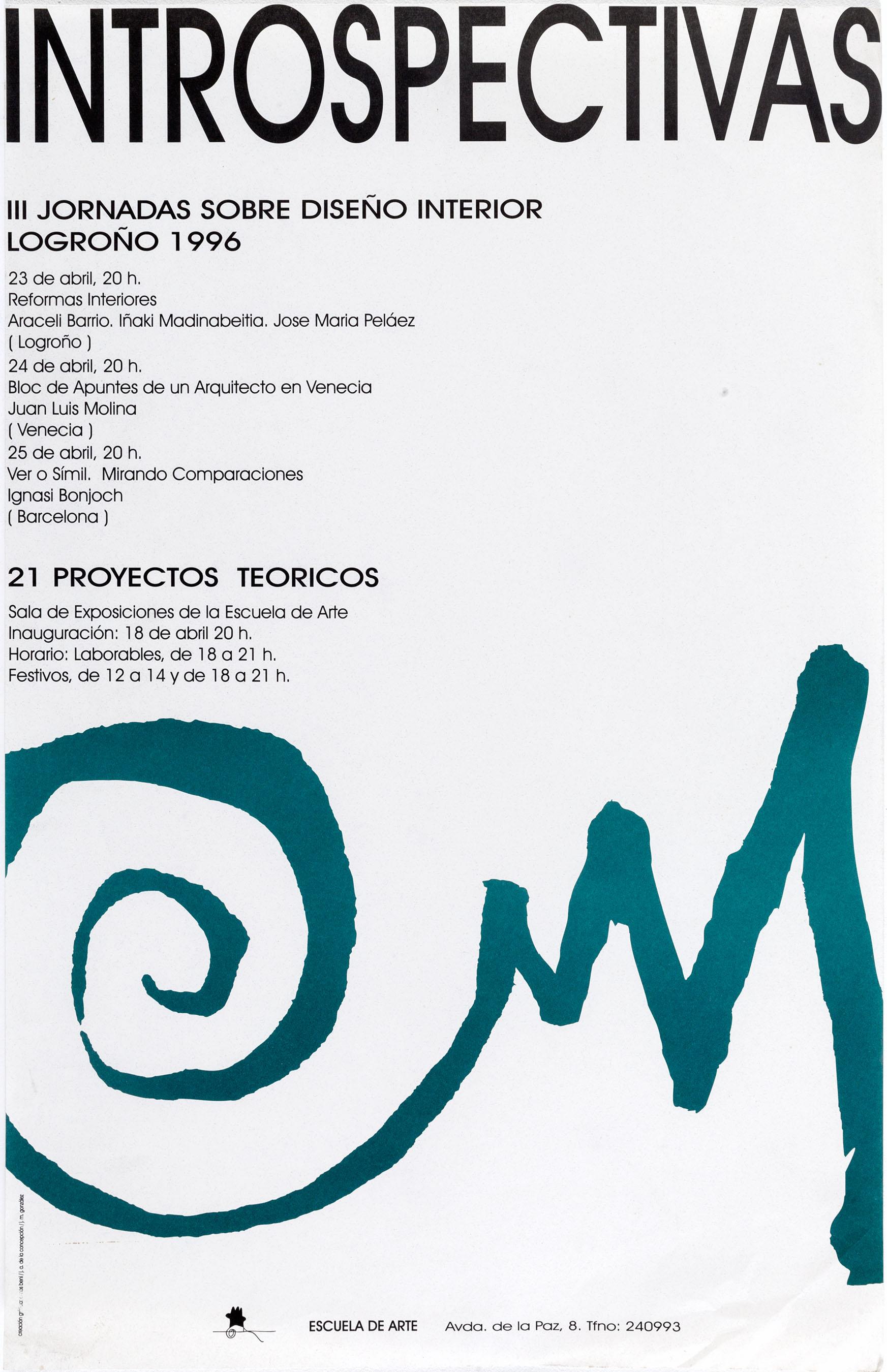 Jornadas de Diseño. Primeras ediciones.