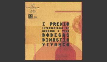 Catálogo del I Premio Internacional de Grabado Bodegas Dinastía Vivanco