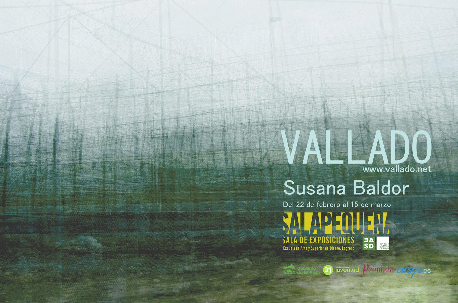 Vallado. Susana Baldor. Ciclo SALAPEQUEÑA.