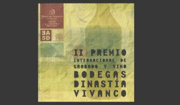 Catálogo del II Premio Internacional de Grabado Bodegas Dinastía Vivanco