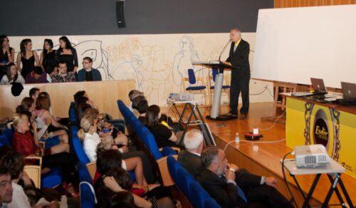 Acto de entrega de Diplomas 2011