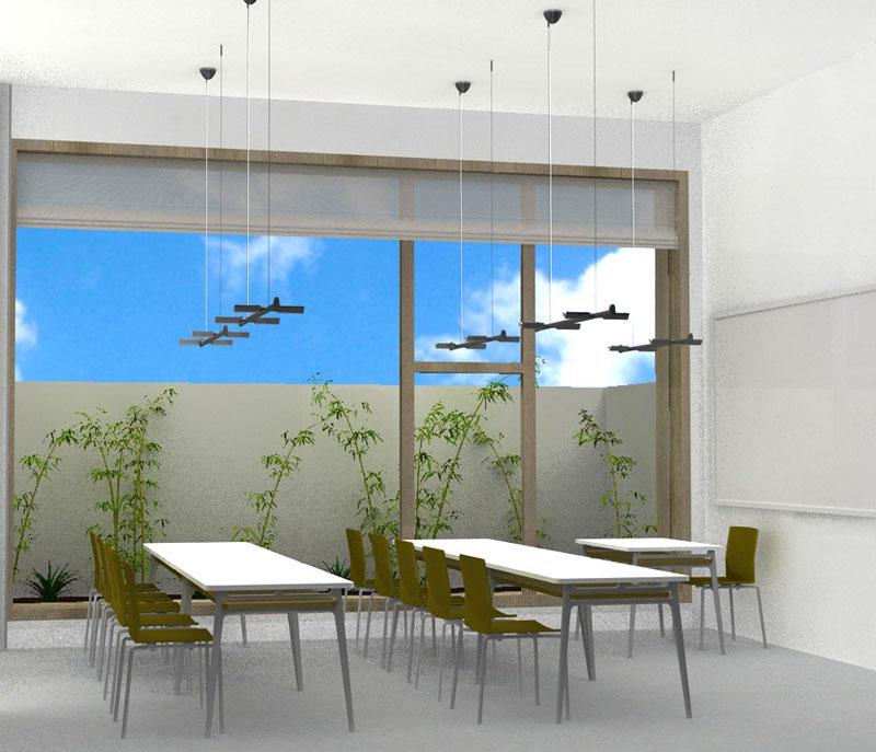 Proyectos finales de los estudios superiores de dise o de for Estudios superiores de diseno de interiores