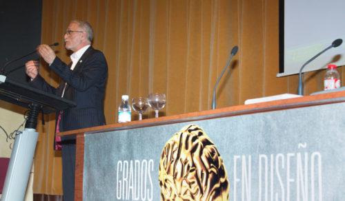 Acto de entrega de diplomas 2012