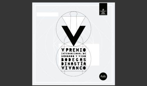 Catálogo del V Premio Internacional de Grabado Bodegas Dinastía Vivanco