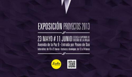 Exposición Proyectos Finales 2013
