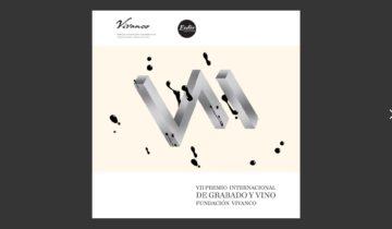Catálogo online del VII Premio Internacional de Grabado Fundación Vivanco
