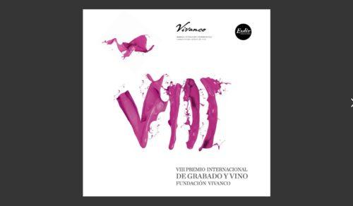 Catálogo online del VIII Premio Internacional de Grabado Fundación Vivanco