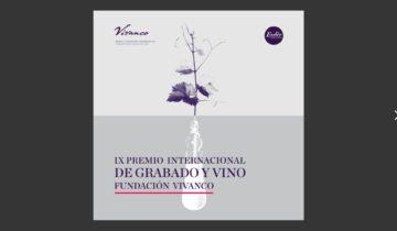 Catálogo online del IX Premio Internacional de Grabado Fundación Vivanco