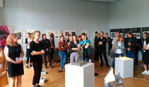 Semana Internacional Erasmus + en la Escuela de Arte E. Geppert de Wroclaw
