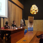 Conferencia de Matilde Costa (Skandal) en el Salón de Actos