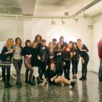 """Inauguración de la exposición """"vale, vale"""" organizada por los alumnos Erasmus"""