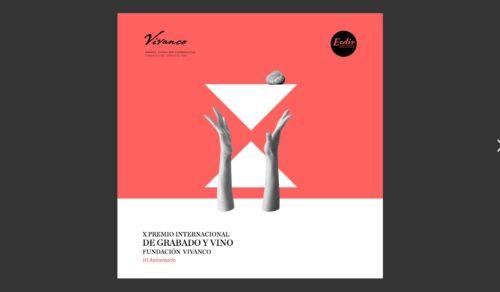 Catálogo online del X Premio de Grabado Fundación Vivanco