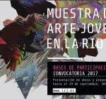 Invitación a participar en la XXXIII Muestra de Arte Joven en La Rioja