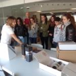 Máster de Packaging: Visita a ReproCentro