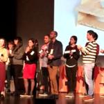 Irati Frías, alumna de Producto, premiada en el Selected 17