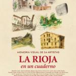 """Exposición """"La Rioja en un cuaderno"""" en Madrid"""