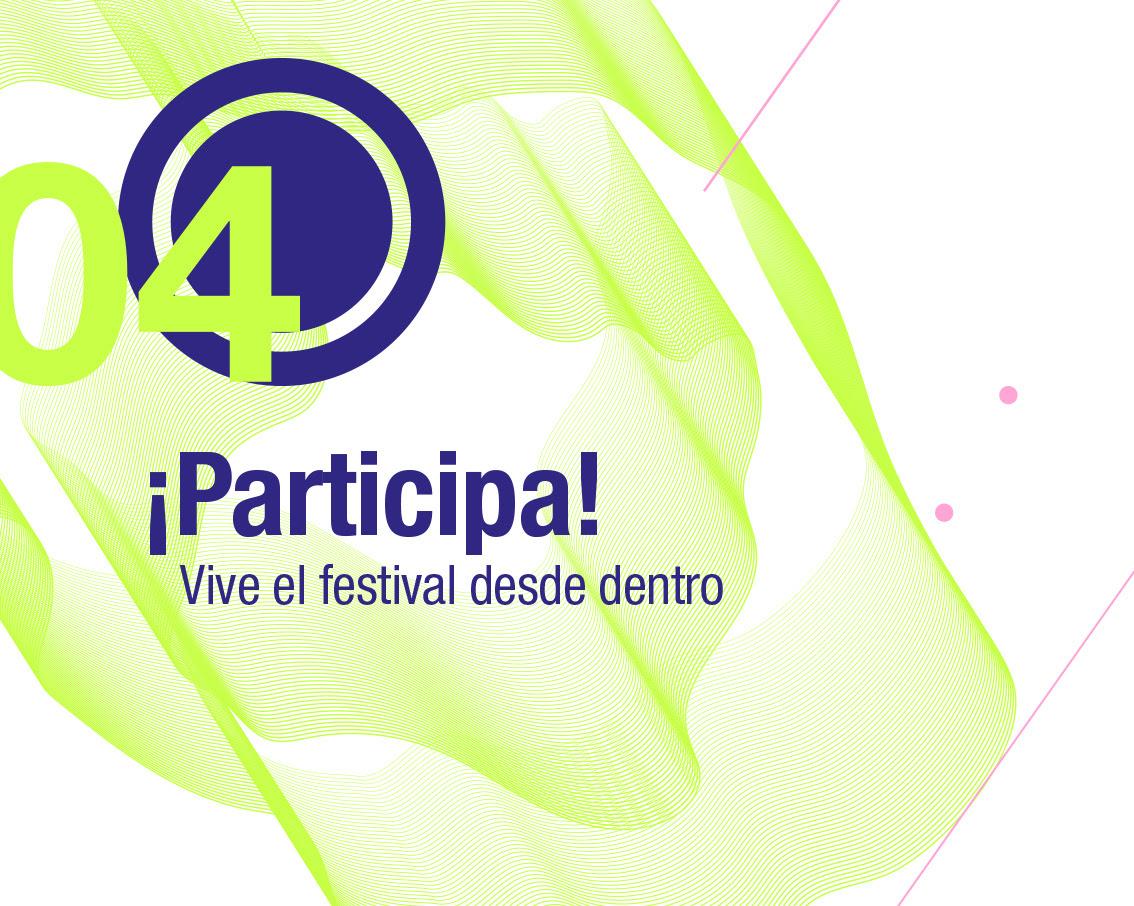 Concéntrico 04 - ¡Participa!