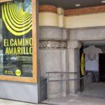 Inauguración de El Camino Amarillo, exposición de los TFE 2017