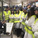 Visita de 3º de Producto y el Máster de Packaging a la fábrica de Verallia