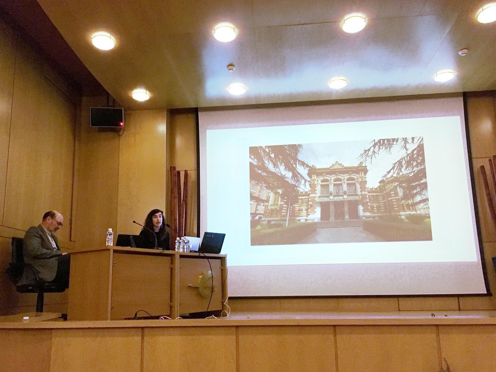La Esdir en el Encuentro de Centros innovadores en La Rioja