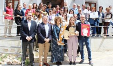 Carmen Argüelles II premio en el V Concurso Alpargata Cervera