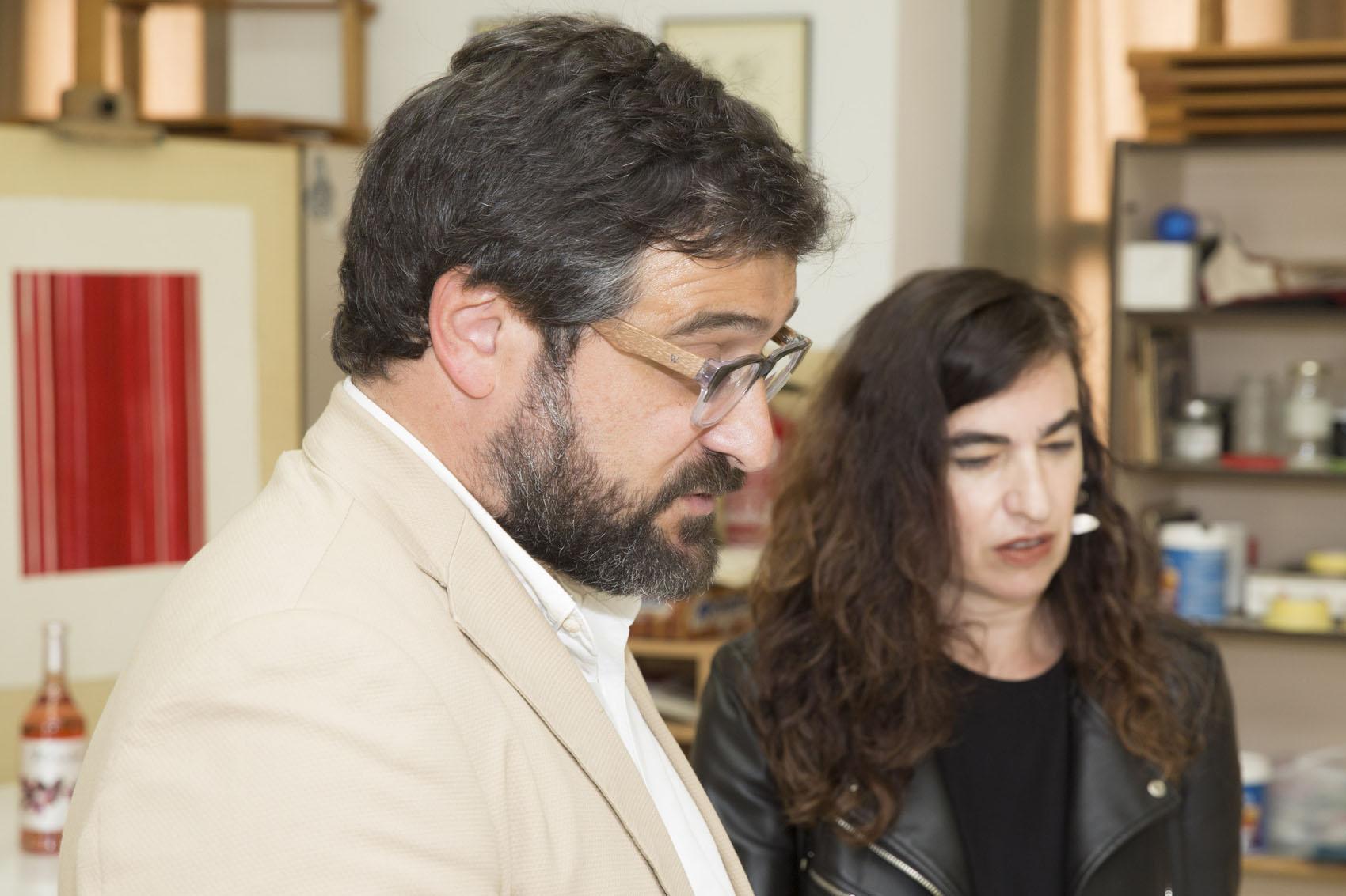 Palmarés del XI Premio de Grabado y Vino Pedro Vivanco