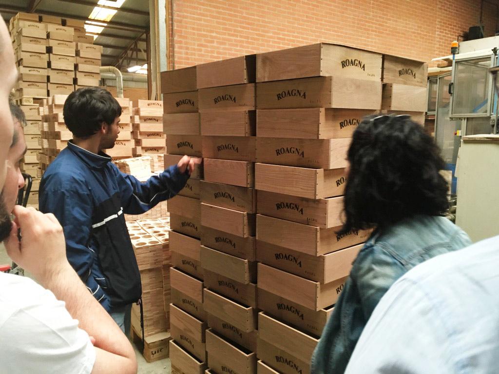 3º de Producto en la fábrica de envases Vargas