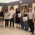 Inaugurada la Exposición del XI Premio de Grabado Pedro Vivanco