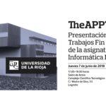 Presentación del proyecto multidisciplinar TheAPPToday.