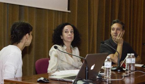 Apertura del curso e inauguración de la exposición de Ana Juan
