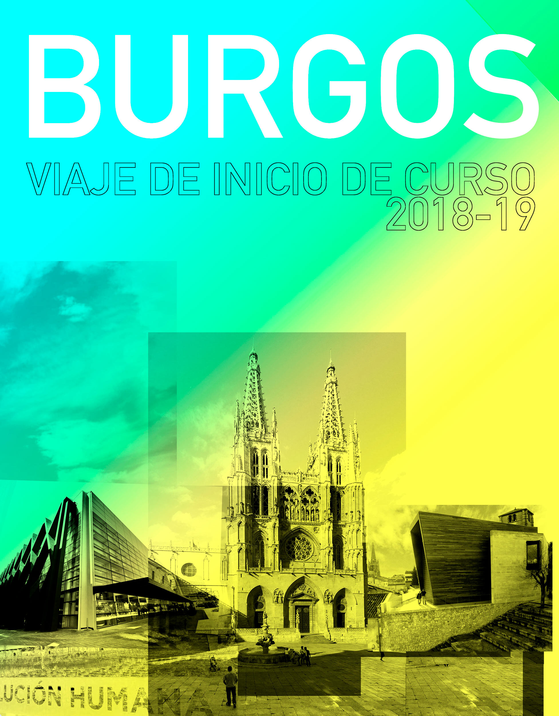 Viaje de Inicio de Curso a Burgos. 17 de Octubre.