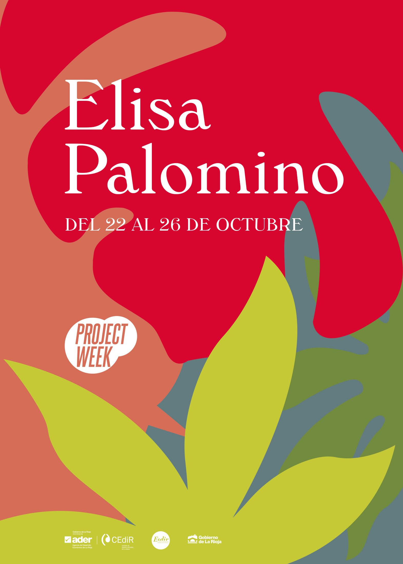 Project Week 9 con Elisa Palomino.