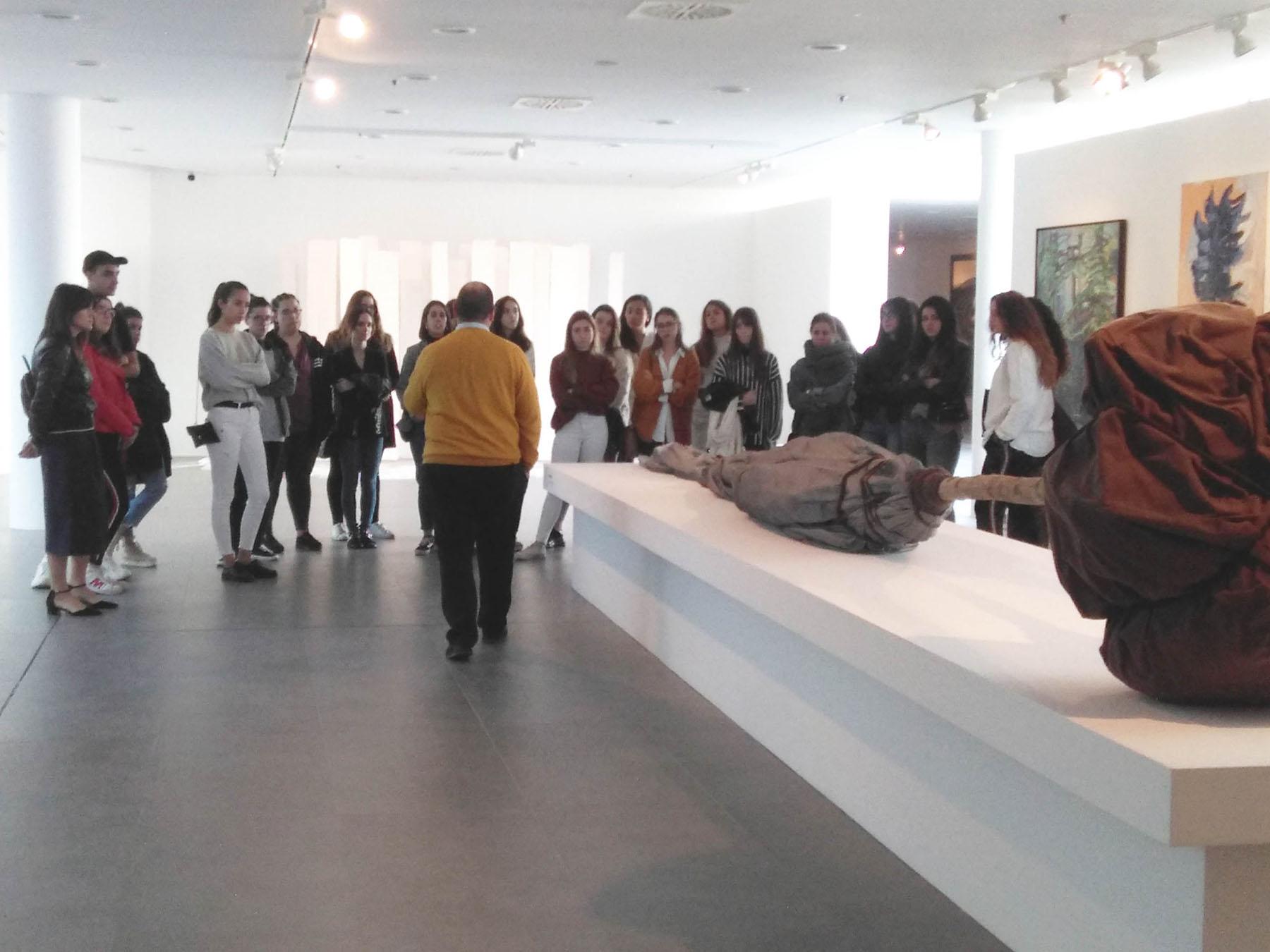 Visita de 2º de moda al Museo Würth