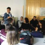 Charla Comunicación corporativa del Gobierno de La Rioja