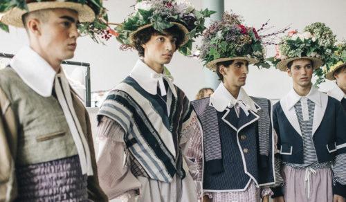 Participación de Victor Huarte en Moda Lisboa y Portugal Fashion
