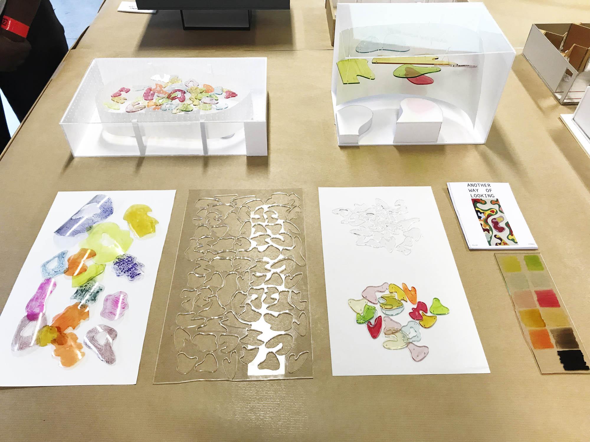 """Workshop """"Another way of looking"""" en la LUCA School of Arts"""