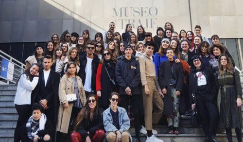 Viaje a Madrid. Vestuario para las Artes Escénicas