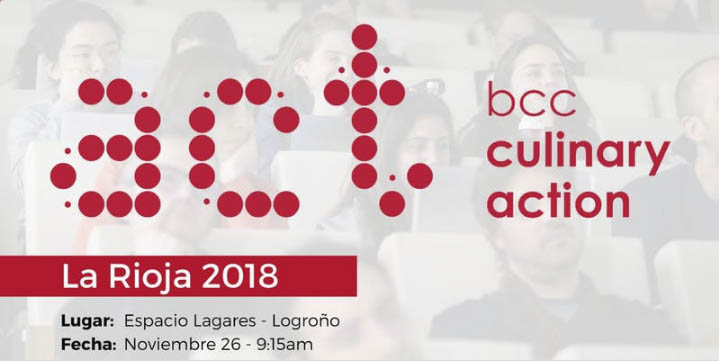 El Máster de Packaging en el Culinary Action! La Rioja 2018