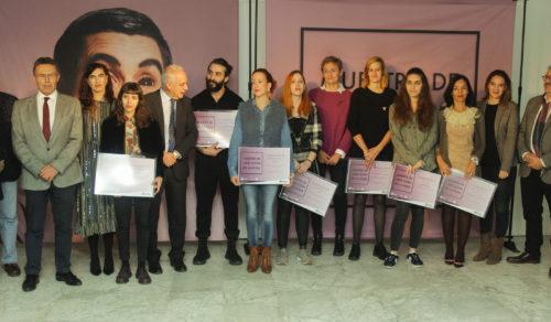 Muestra de Arte Joven. Entrega de Premios.