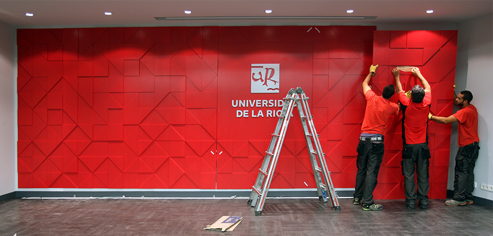 Sergio Pérez de Heredia visita 4º de Diseño Gráfico
