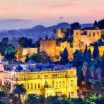Viaje de Interiores a Málaga
