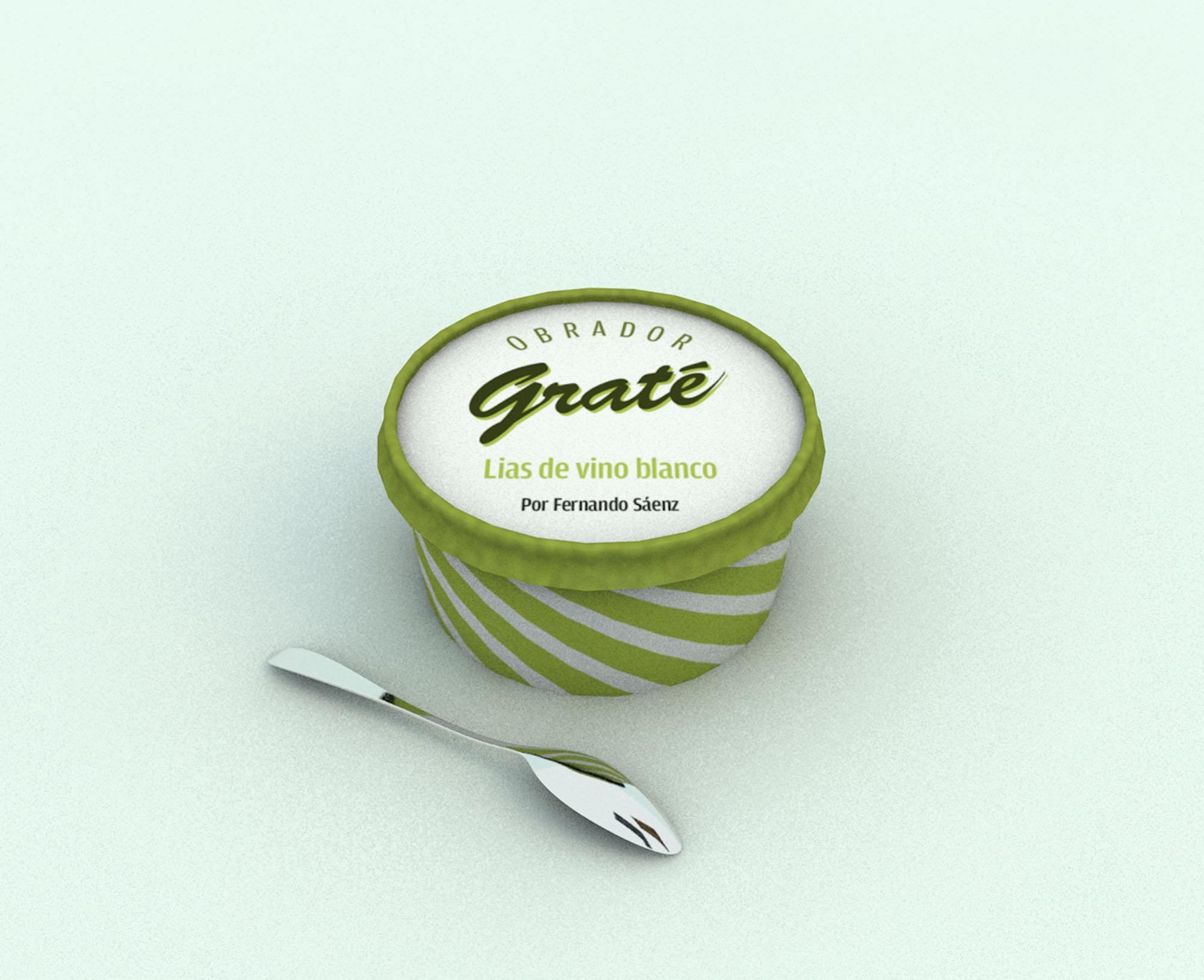 El Máster de Packaging presenta nuevos envases para helados
