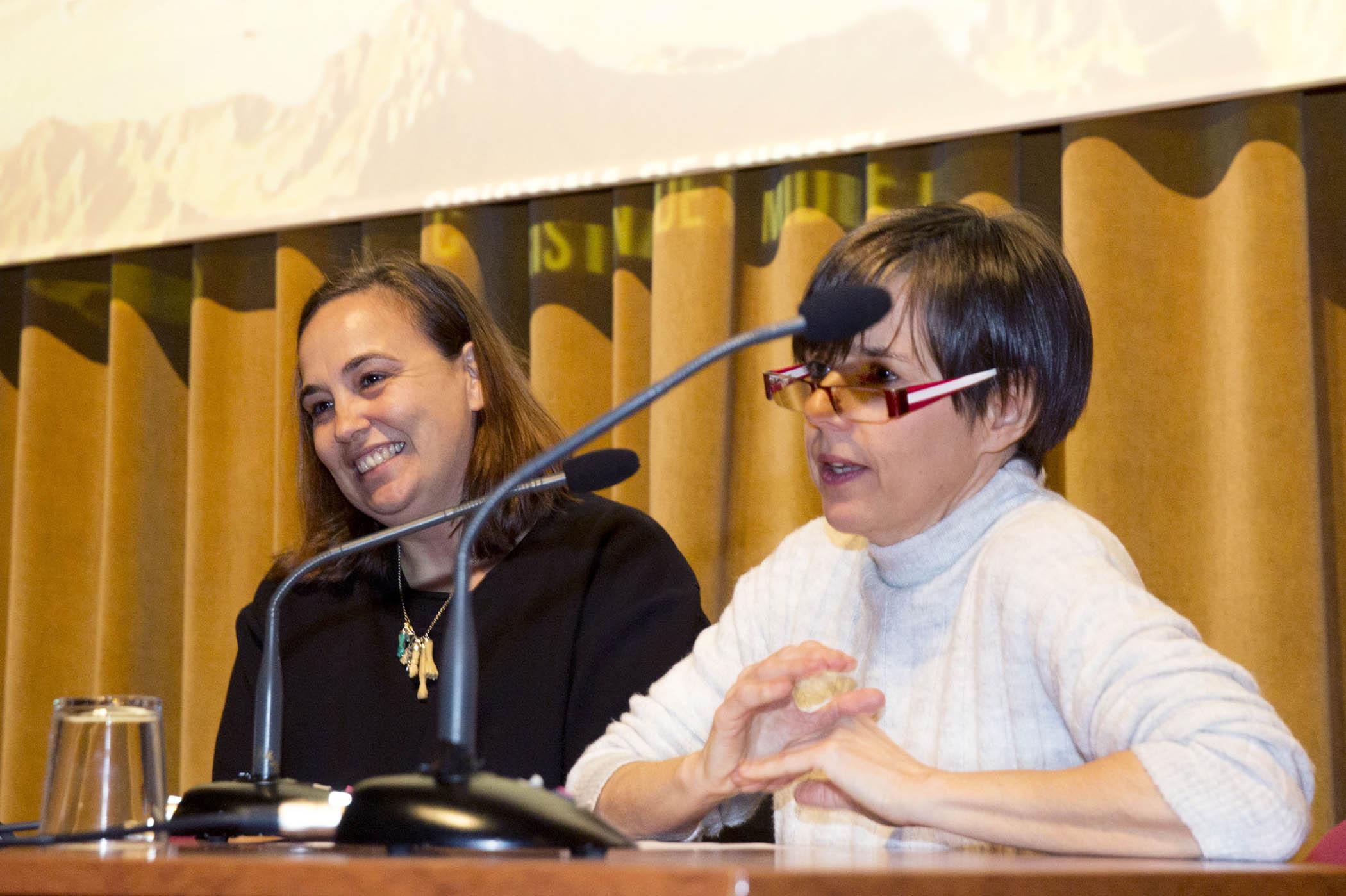Conferencia de Cristina de Middel en la Esdir