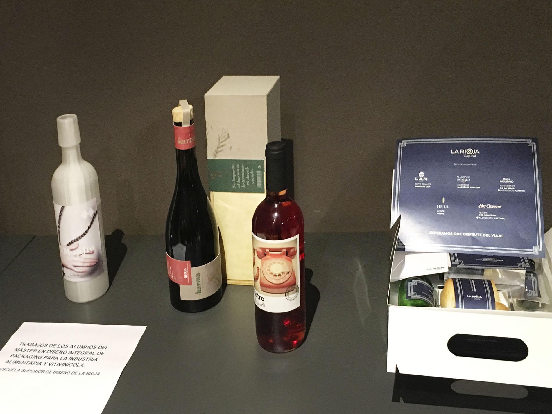 La Esdir en el VI Foro Diseño del Packaging del Vino
