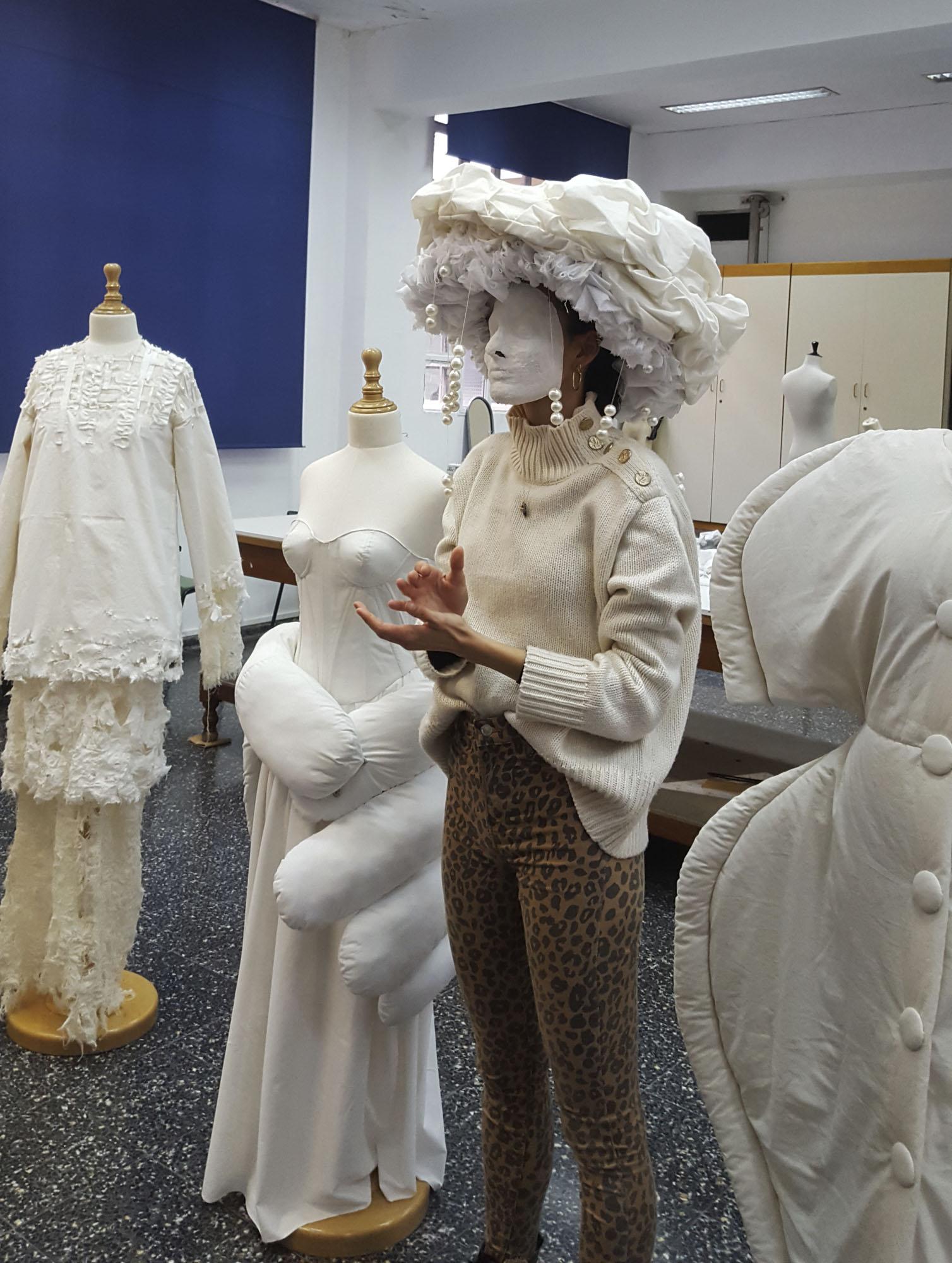 Masterclass de Jorge Padín para Vestuario Escénico