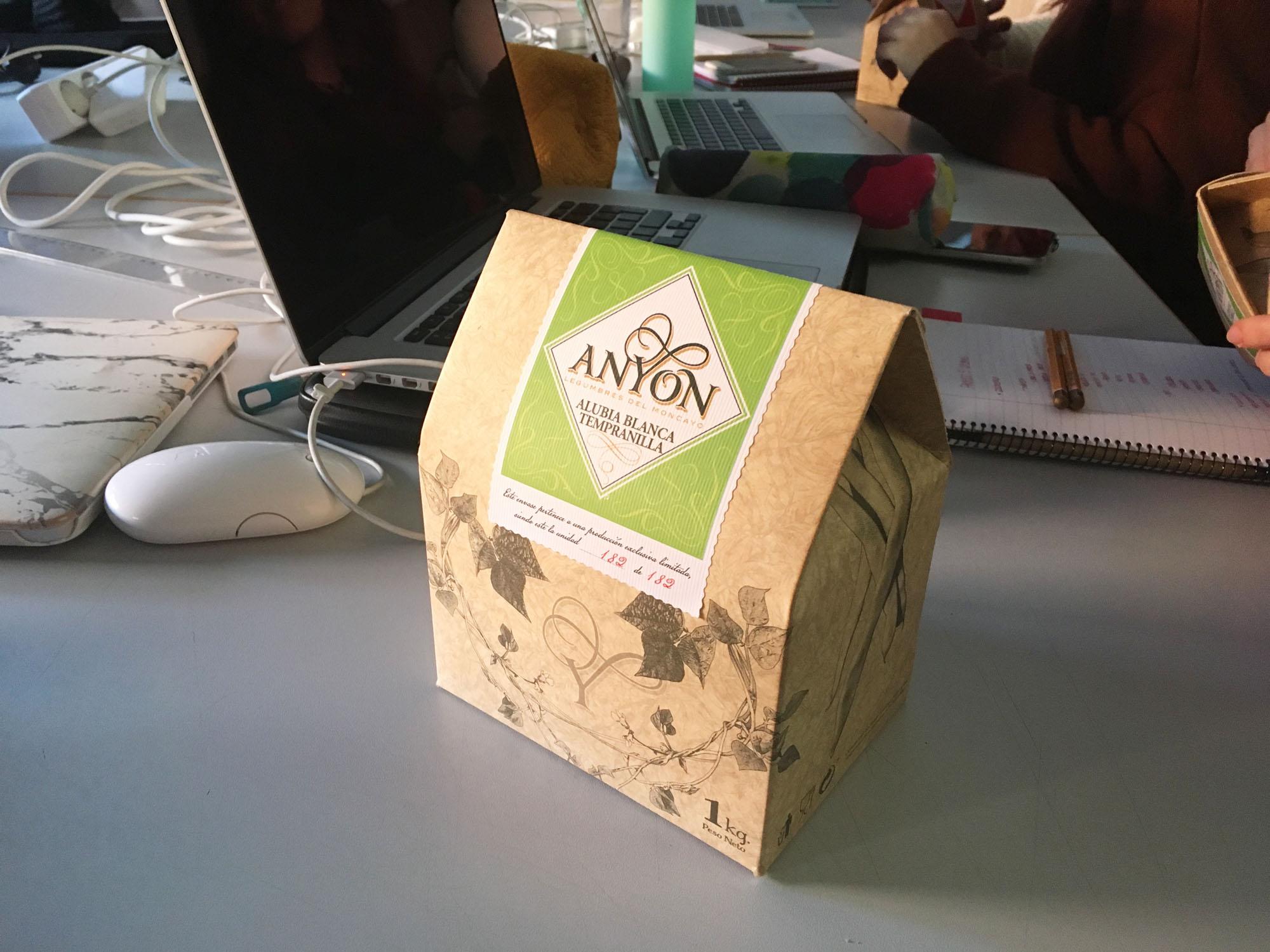 Activa Design en el Máster de Packaging