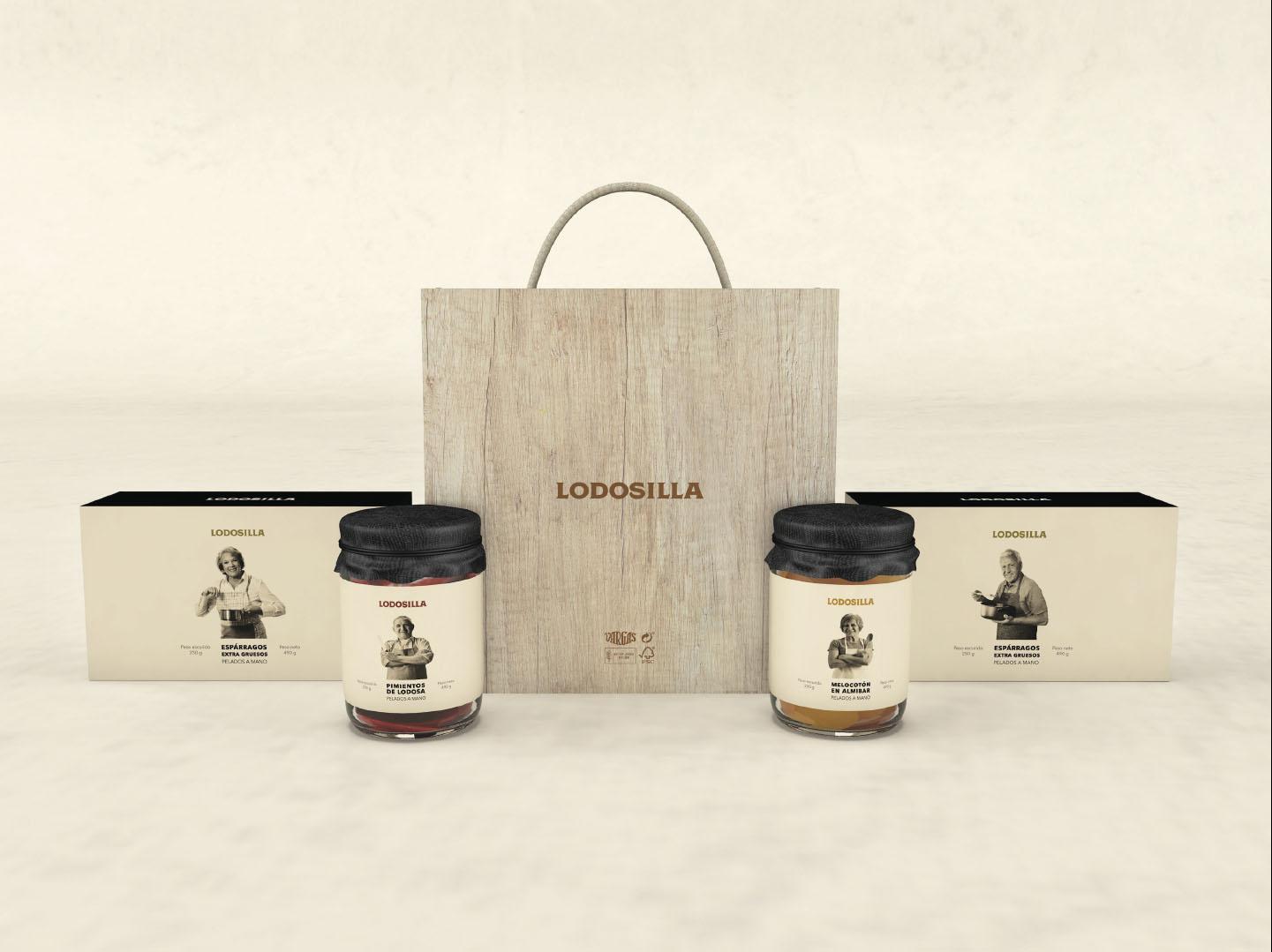 Masterclass de Angélica Barco y presentación del packaging Conservas Lodosilla