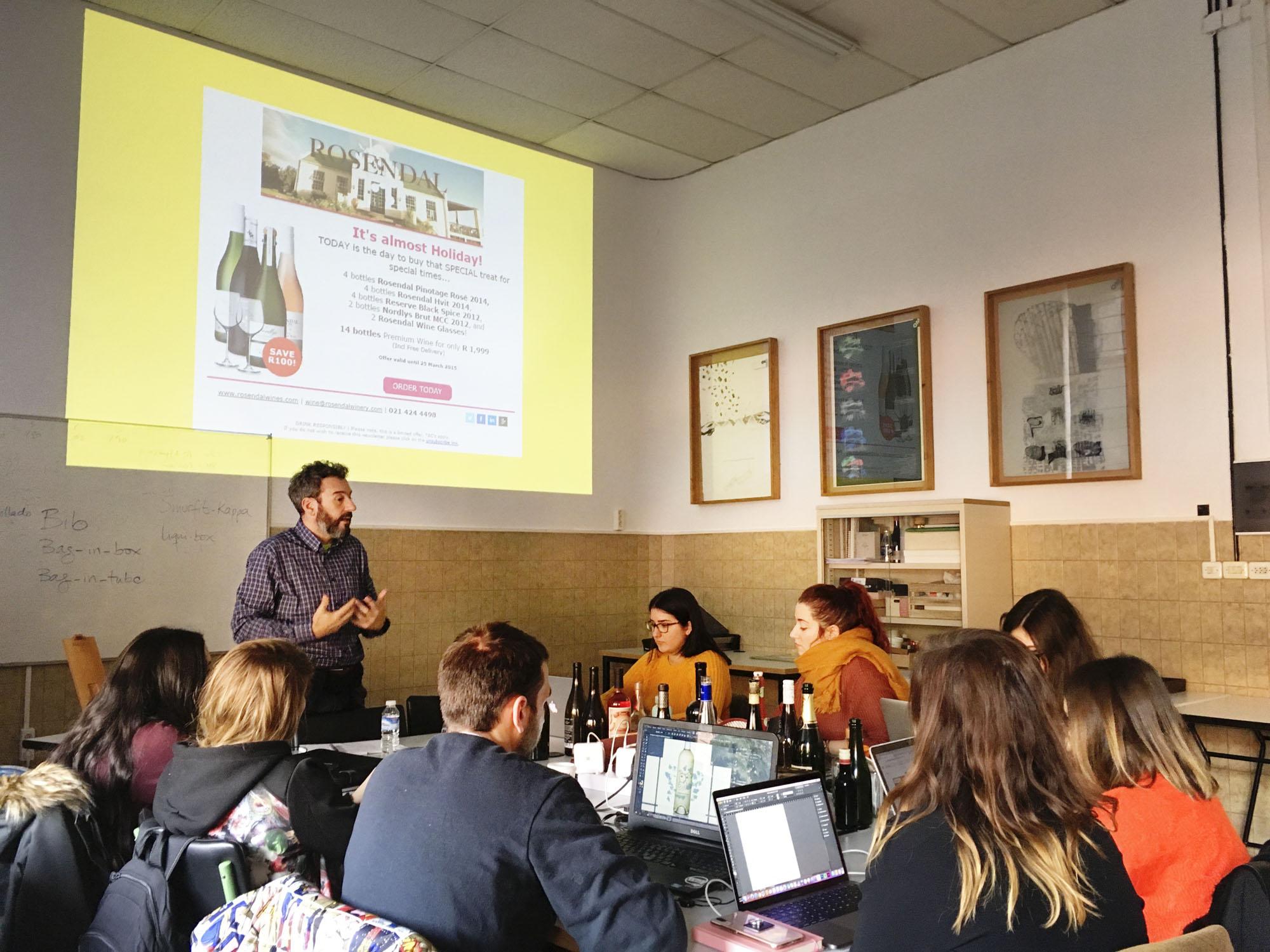 Marketing vitivinícola con Eladio Araiz