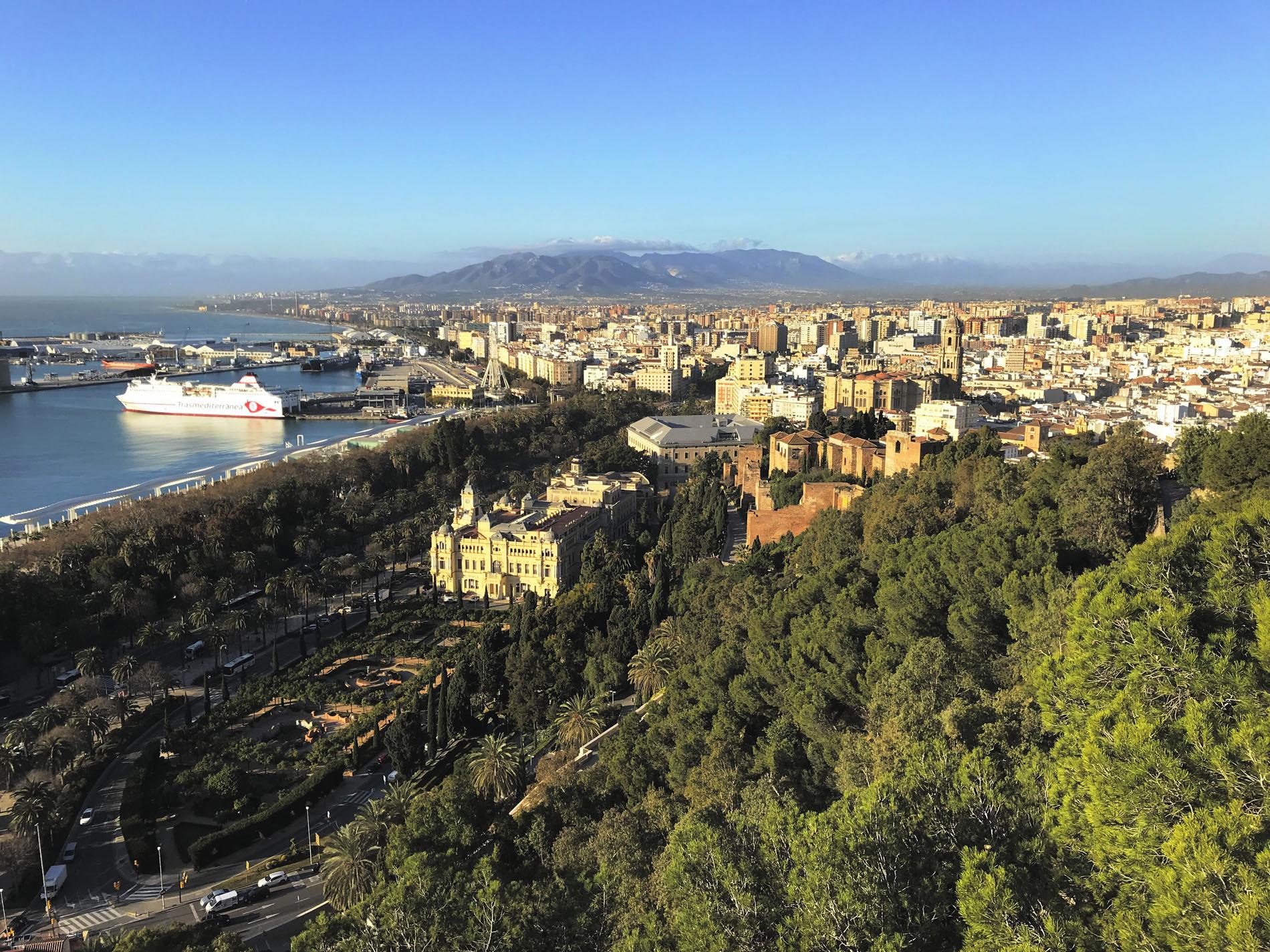 Crónica del Viaje a Málaga