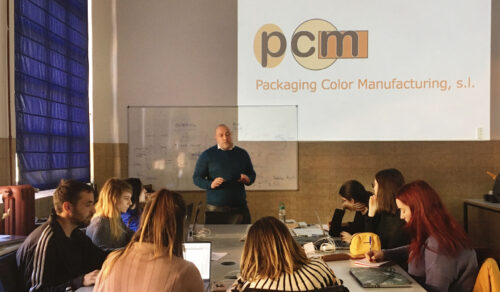PCM en el Máster de Packaging